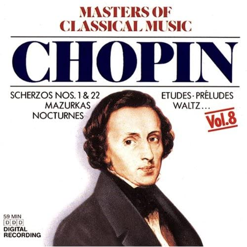 Mazurka for piano No. 5 in B flat major, Op. 7/1, CT. 56