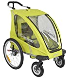Joovy Cocoon Enclosed Single Stroller, Greenie, Baby & Kids Zone