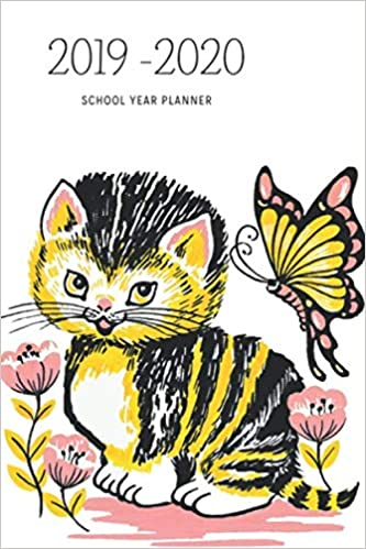 2019 - 2020 School Year Planner: A Creative Student or ...