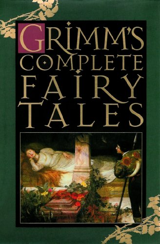 Grimm's Fairy Tales: Complete Edition & Over 200 Fairy Tales - 200 Traditional Wood