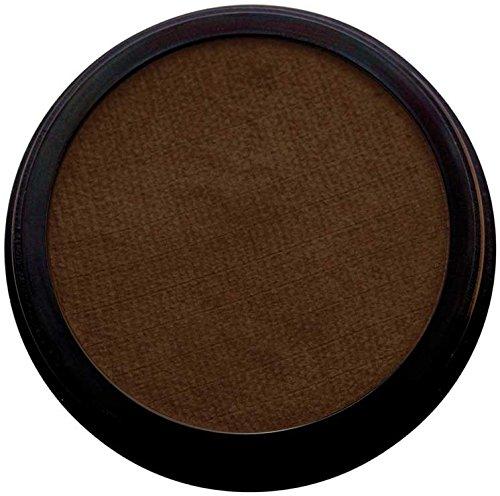 Eulenspiegel 359952 - Professional Aqua Make-Up - Ebony - 3.5 ml / 5 g