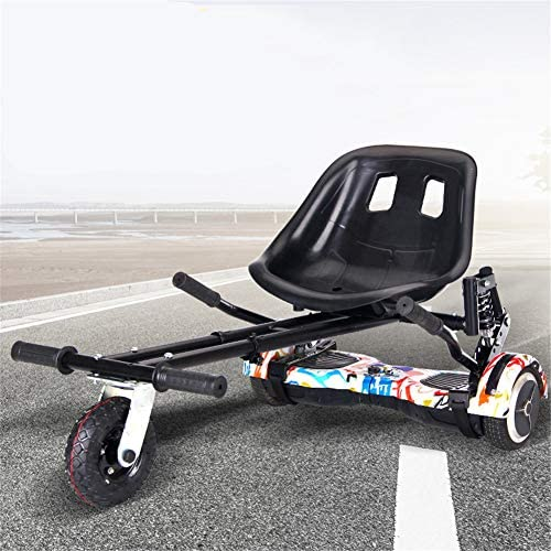 Lvbeis Hoverkart pour Hoverboard Hovercart SièGe with Go Kart Auto-éQuilibrage Scooter Balancing Boards