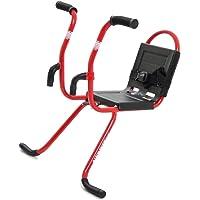 Cadeirinha Infantil Dianteira para Bicicletas Vermelha - Altmayer AL-01