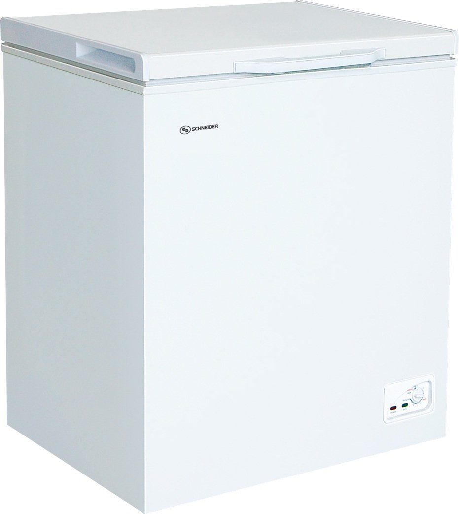 SCHNEIDER CONSUMER SCHE-203 A+ - Congelador (Baúl, 203 L, 9,5 kg ...