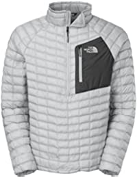 The North Face Mens Thermoball Pullover Active Fit Jacket