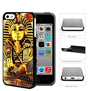 Ancient Egyptian Pharaoh King Tutankhamun Hard Plastic Snap On Cell Phone Case Apple iPhone 5s for you