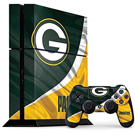 Amazon com : Skinit NFL Green Bay Packers PS4 Console and
