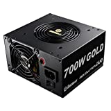 Enermax Revolution DUO Power Supply 700W 80 Plus Gold Certified PSU-Tunnel design PSU Shrouds DUOFlow design Patented FMA(ERD700AWL-F)