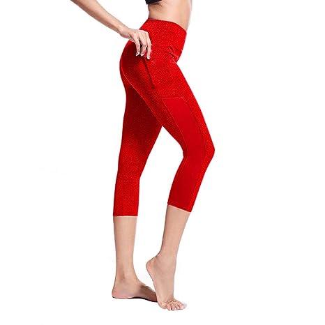 Amazon.com : Excursion Sports Womens Yoga Pants with Pocket ...