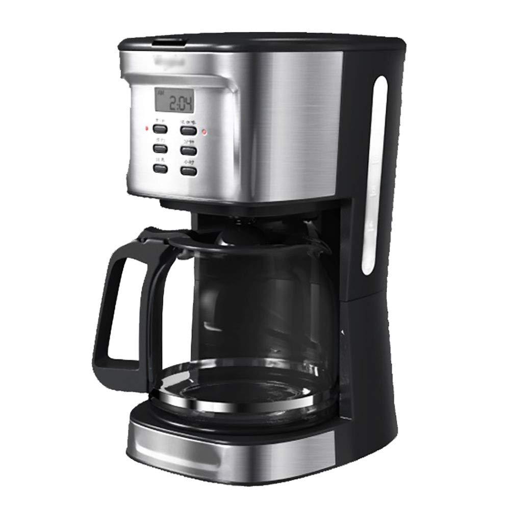 コーヒーマシンホーム小規模オフィスアメリカの半自動ドリップポータブルコーヒーマシン   B07J38V7CK