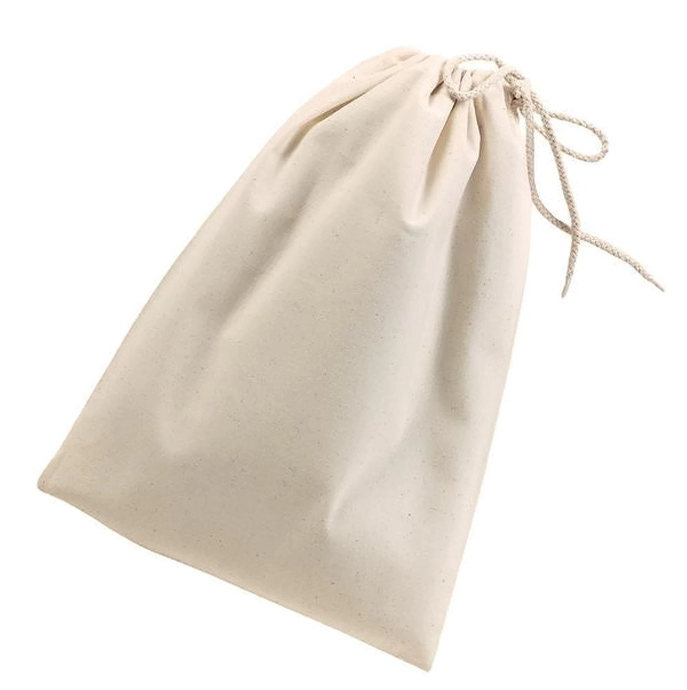 Shoe bags travel; shoe bags for storage (Natural)