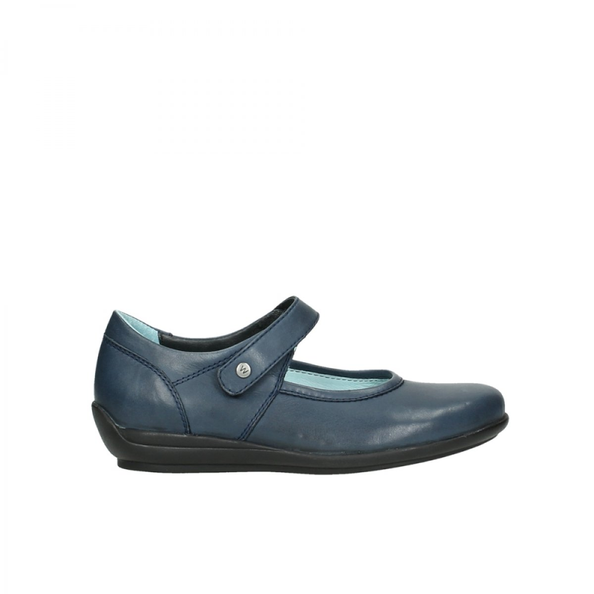 Wolky Comfort Mary Janes Noble B01ITOM0I8 42 M EU|30800 Blue Leather