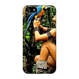 Cute Tpu 6Plus Pretty Beauty Case Cover For Iphone 5/5s