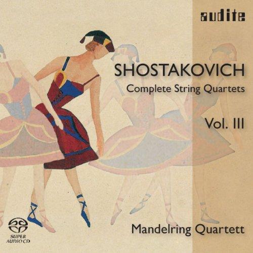 SHOSTAKOVICH / MADERLING QUARTETT