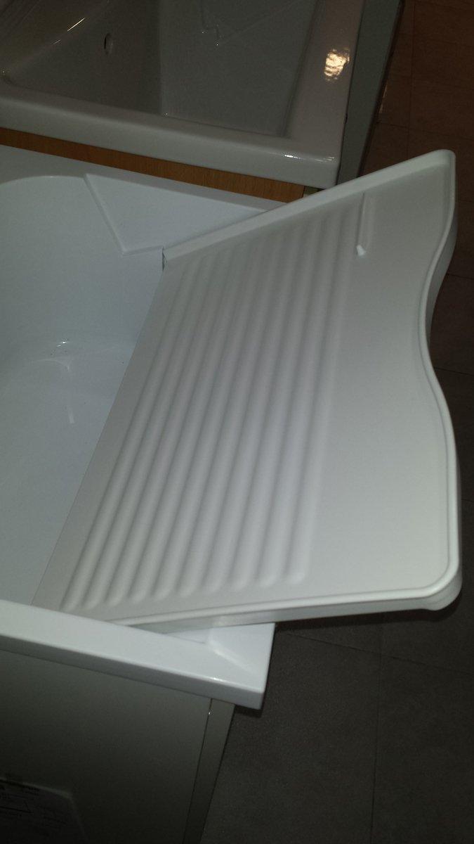 Lavatoio Edilla Montegrappa Bianco 60X50x85 cm