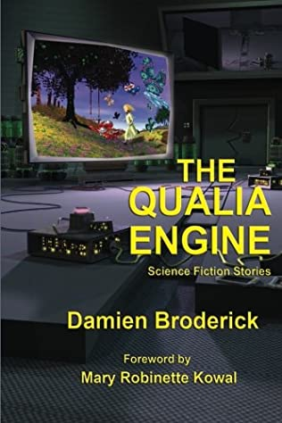 book cover of The Qualia Engine