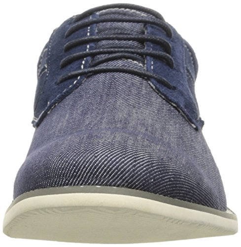 Steve Madden Mens Stoker Oxford Navy