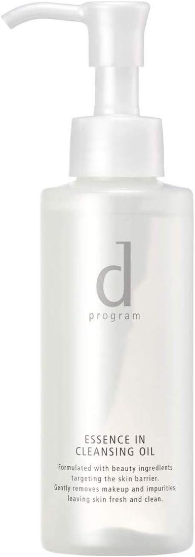 d プログラム エッセンスイン クレンジングオイル