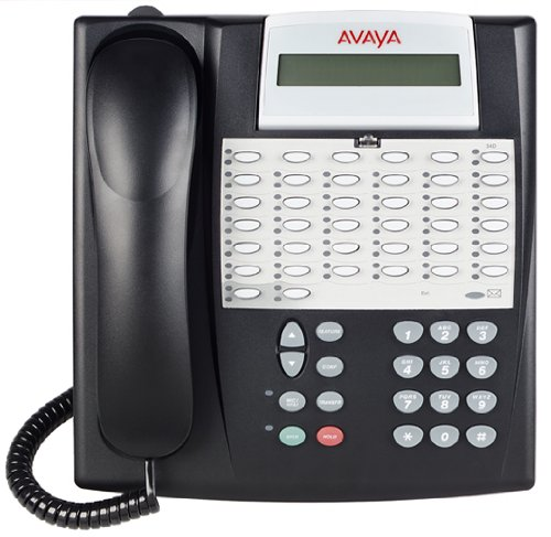 Partner 34d Series (Partner Series 34D Telephone Series 2 Black)