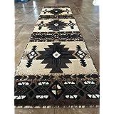 Southwest Native American Runner Area Rug Berber Design #C318(2ftx7ft)