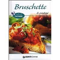 Bruschette e crostoni