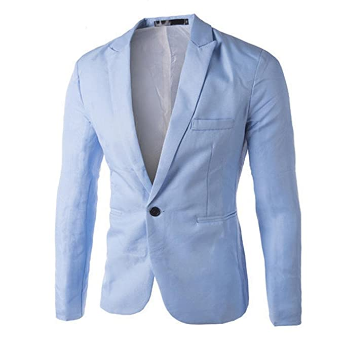 ♚Btruely Herren Chaqueta para Hombre con botón Sudaderas con Capucha Decorativa Ocio para Hombres Collar Sudaderas Pullover Chaqueta de Abrigo: Amazon.es: ...