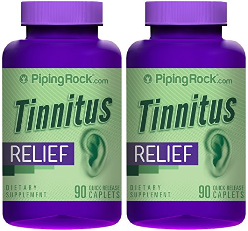 Piping Rock Tinnitus Bottles Supplement product image