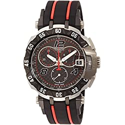 TISSOT watch T- race Moto GP Chronograph 2016 limited edition World 8888 limited edition T0924172720700 Men's Watch
