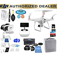 DJI Phantom 4 Pro Quadcopter Best Accessory Starter Bundle Package Deal