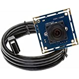 Cost-effective 1080p Hd Industrial Usb2.0 Camera Usb Camera Module with Autofocus Lens