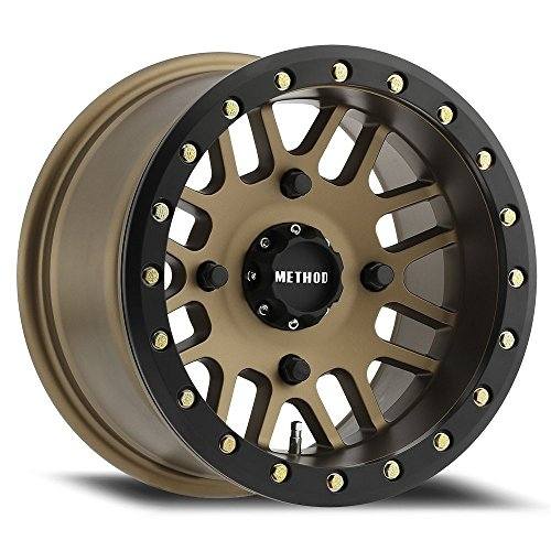 method-mr406-14x8-bronze-wheel-rim-4x156-with-a-2mm-offset-and-a-132-hub-bore-partnumber-mr406480469