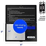 Smart Weigh SWS100 Elite Series Digital Pocket