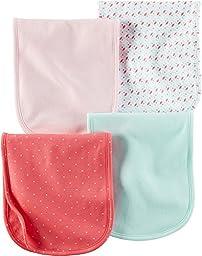 Carter\'s Baby Girls Burp Cloths 126G292