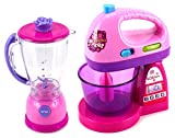 Happy Kitchen Blender Mixer Pretend Play Battery Operated Toy...
