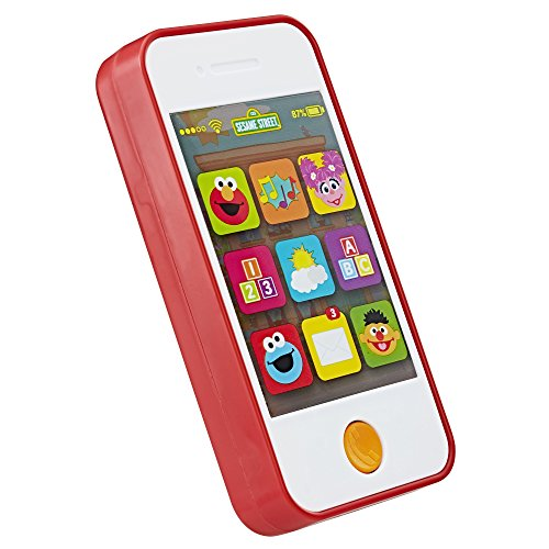 Sesame Street Playskool Friends Elmo & Friends Smartphone ()