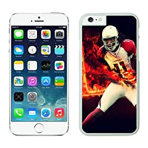 Larry Fitzgerald Case Cover For Ipod Touch 5 NFL Cases 04 Case Cover For Ipod Touch 5 NFL Cases White NIC12650