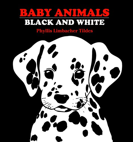 Baby Animals Black and White (First Baby Animals)