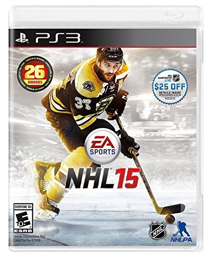 NHL 15 - PlayStation 3 by Electronic Arts