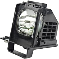 915B441001 Replacement Lamp with Housing for Mitsubishi WD-60638, WD-60638CA, WD-60738, WD-60C10