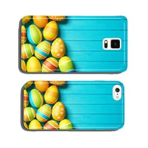 Easter card colorful easter eggs cell phone cover case iPhone6 Plus