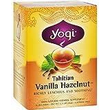 Yogi Tea Vanilla Hazelnut 16 Bag