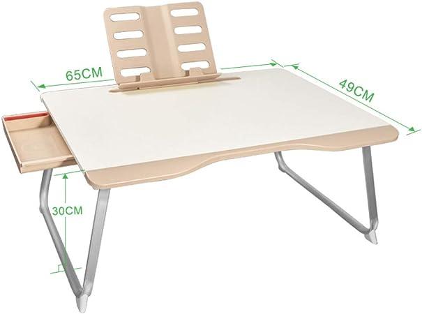 tavolino o vassoio pieghevole per letto o divano Zipom lettura o computer per colazione scrivania pieghevole portatile