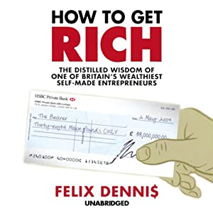 How to Get Rich Hörbuch