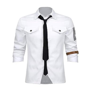 iixpin Disfraz Soldado de Ejercito Militar para Hombre Mujer ...