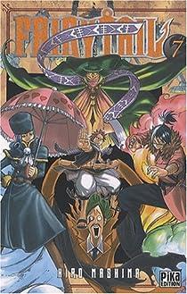Fairy Tail, tome 7 par Mashima