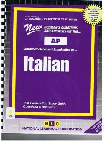 italian ap exam - 7