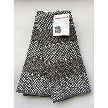 Amazon Com Kitchenaid Checkerboard Kitchen Towel One