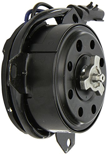 TYC 630450 Jeep Grand Cherokee Replacement Radiator/Condenser Cooling Fan Motor