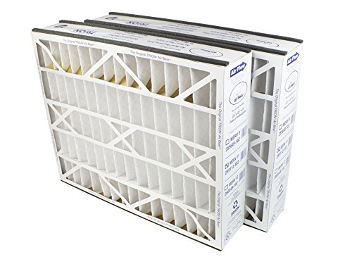 "Trion Air Bear 259112-102 (2-Pack) – 20"" x 25"" x 5"" Pleated Air Filter, MERV 11"