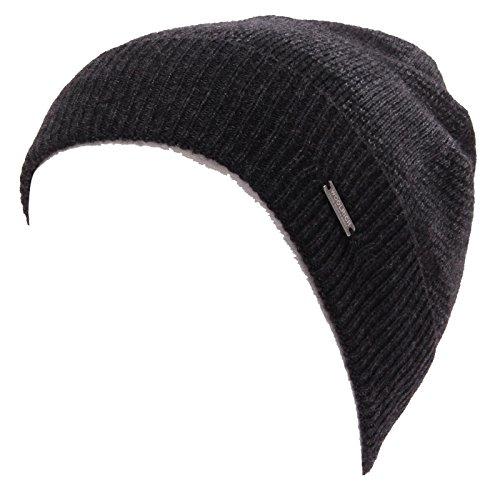 Boy Bimbo Grey Beanie 1645w Cuffia Wool Woolrich Check Grigio Kid Hat Lana EqzdnxwXU